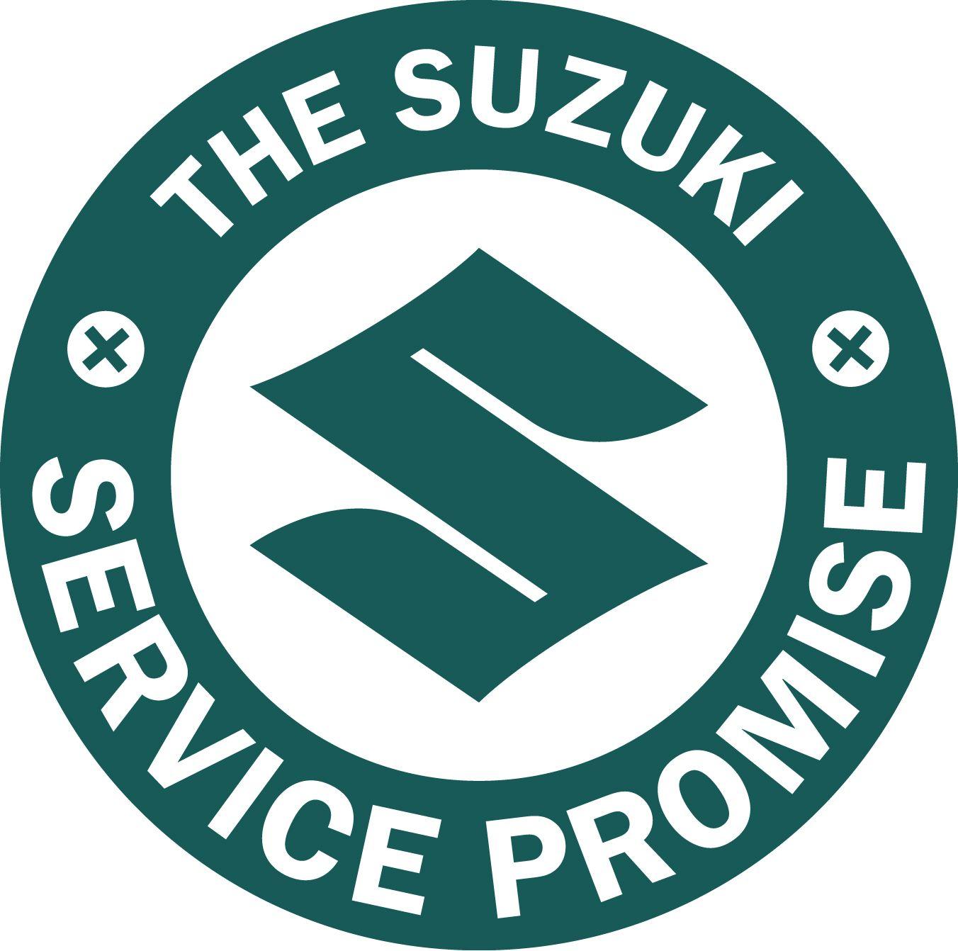 Suzuki service promise